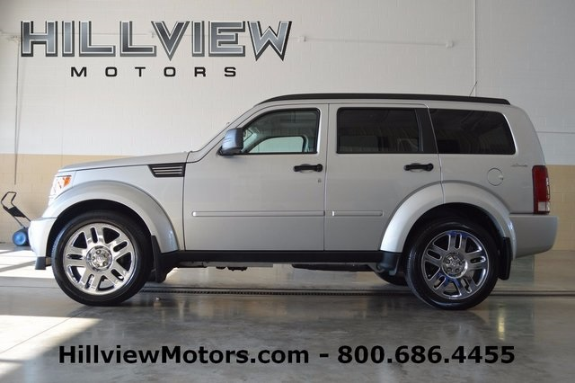 Pre Owned 2011 Dodge Nitro Heat 4d Sport Utility In