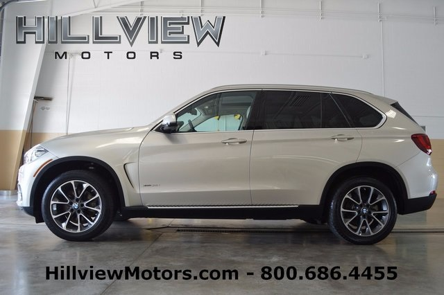 Pre Owned 2015 Bmw X5 Xdrive35i 4d Sport Utility In